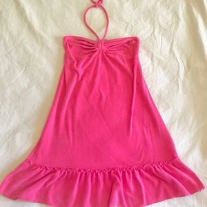 OP brand bathing suit cover dress